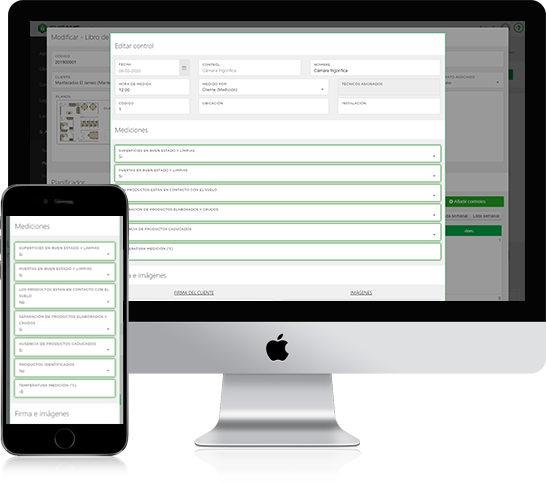 Plan de autocontrol APPCC en Software ERP de control de plagas y sanidad ambiental